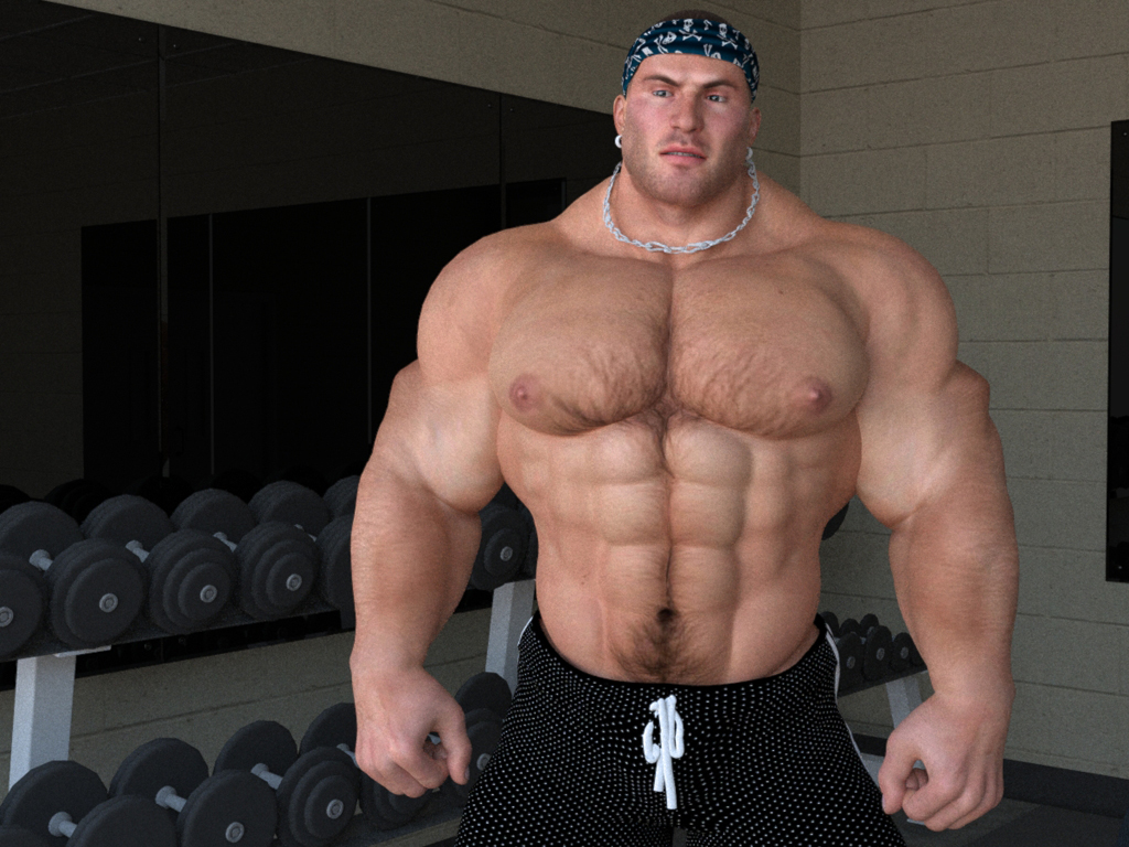 biggest muscles ever - HD1024×768