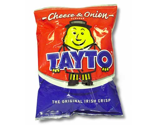 tayto irish invention