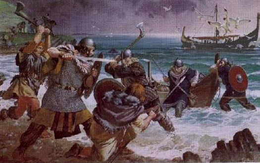 The viking period was a bad time for Ireland