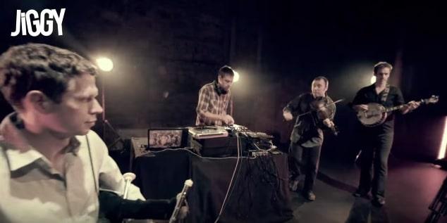 Jiggy - Irish trad meets hip hop (MUSIC VIDEO)