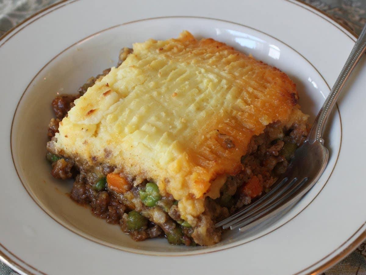 Food Wishes Shepherd S Pie