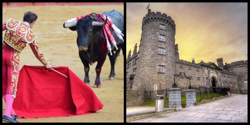 Ireland's First Bullfighting Arena to be opened in Kilkenny